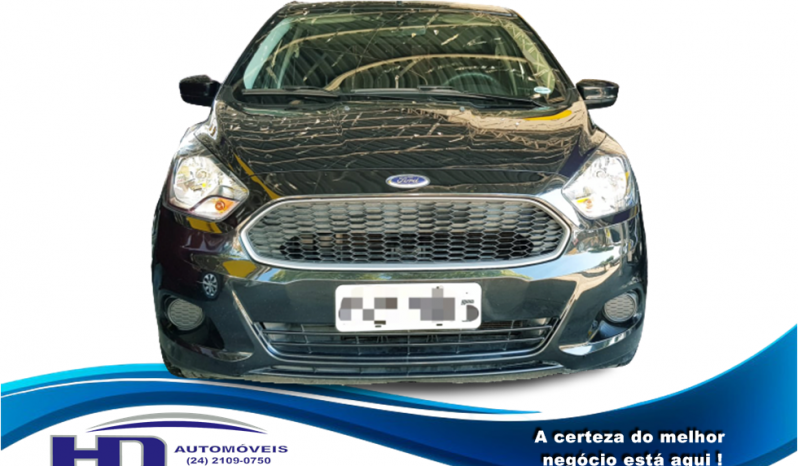 Ford KA 1.0 SE 2018 em Resende full