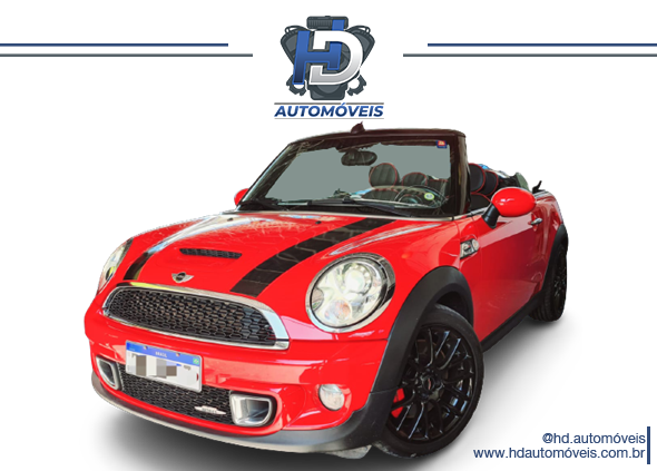 MINI John Cooper Works 1.6 Turbo Cabrio 2012