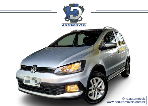 VW CrossFox 2015