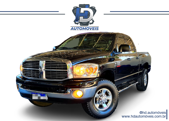 Dodge Ram 2500 Heavy Duty 2008