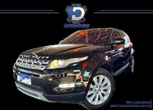 Evoque Prestige Diesel 2015