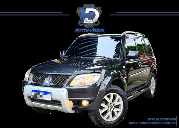 Pajero TR4 4×4 Aut 2011